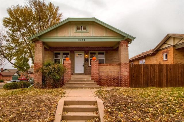 1592 Osceola Street, Denver, CO 80204 (#4144106) :: The Heyl Group at Keller Williams