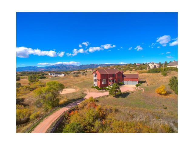 14560 Raton Road, Colorado Springs, CO 80921 (MLS #4144140) :: 8z Real Estate
