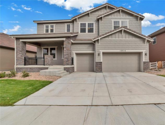16016 Swan Mountain Drive, Broomfield, CO 80023 (#4144602) :: The Peak Properties Group