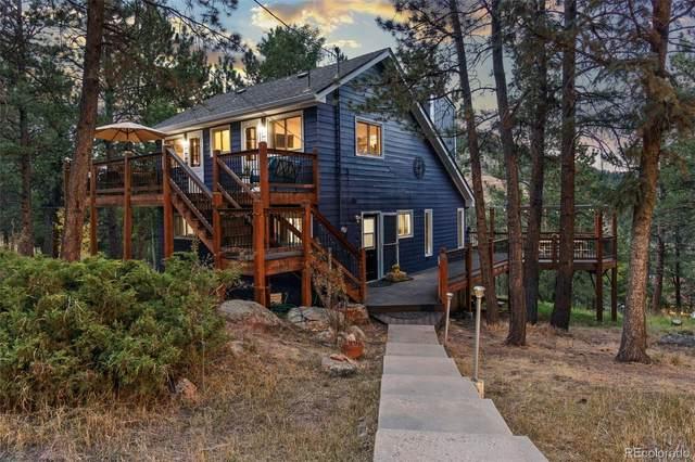 1933 Roland Drive, Bailey, CO 80421 (#4144697) :: Venterra Real Estate LLC