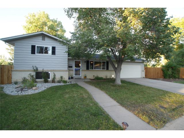 6888 S Roslyn Circle, Centennial, CO 80112 (#4144795) :: The Peak Properties Group