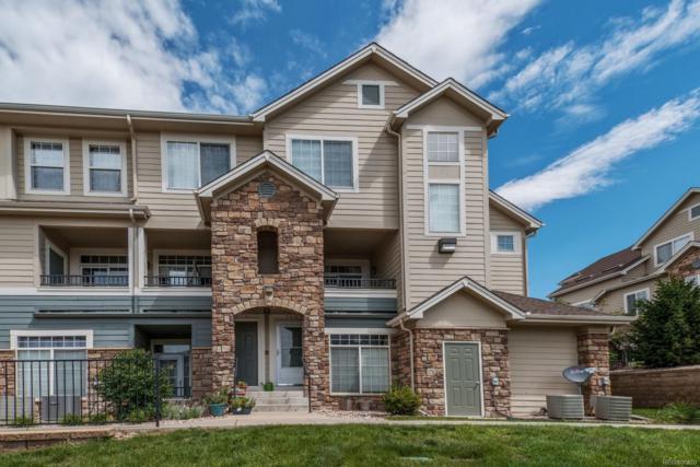 466 Black Feather Loop #509, Castle Rock, CO 80104 (#4145008) :: The Peak Properties Group