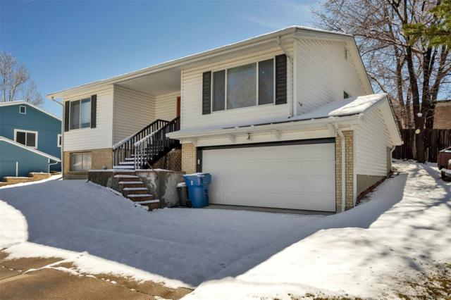 8200 W 72nd Place, Arvada, CO 80005 (#4145556) :: The Peak Properties Group