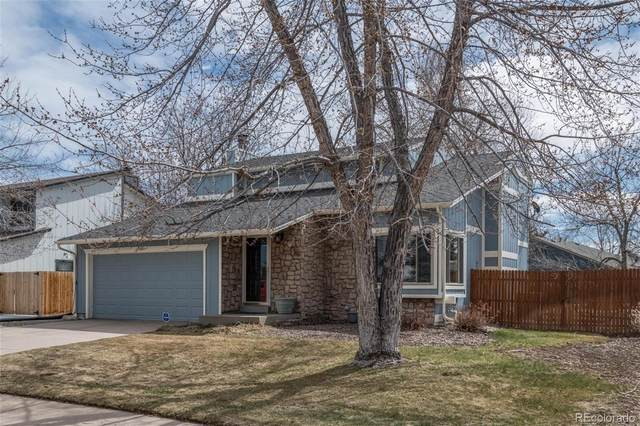 7684 W Plymouth Place, Littleton, CO 80128 (#4145626) :: The Griffith Home Team