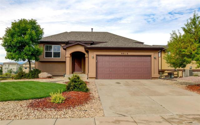 9916 Antler Creek Drive, Peyton, CO 80831 (#4145669) :: Colorado Home Finder Realty