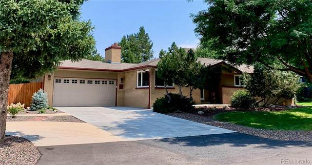 3020 Ellis Lane, Golden, CO 80401 (#4145673) :: The Heyl Group at Keller Williams
