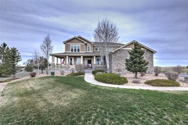 5290 La Quinta Circle, Elizabeth, CO 80107 (#4145741) :: Compass Colorado Realty