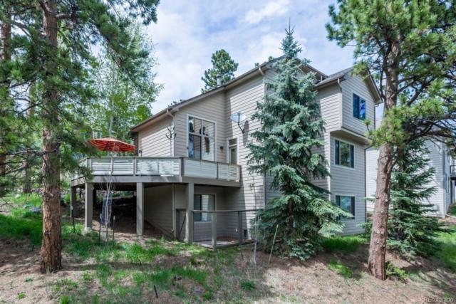 3396 White Bark Pine, Evergreen, CO 80439 (#4146180) :: The City and Mountains Group