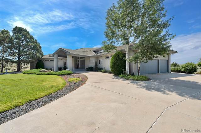 7891 S Argonne Street, Centennial, CO 80016 (MLS #4146189) :: 8z Real Estate