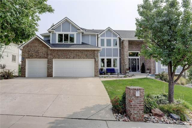 6992 Secrest Court, Arvada, CO 80007 (#4146412) :: My Home Team