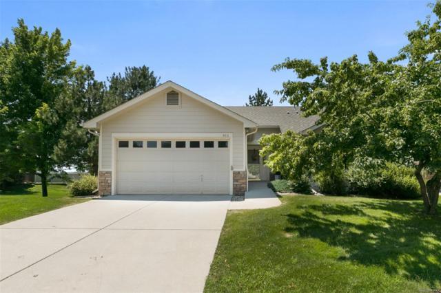 955 Hover Ridge Circle #45, Longmont, CO 80501 (#4146763) :: Colorado Home Finder Realty