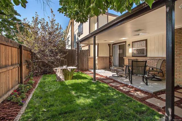 4 Nome Way D, Aurora, CO 80012 (#4146835) :: The DeGrood Team