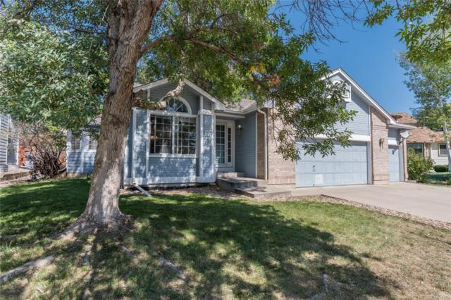 831 W Mahogany Circle, Louisville, CO 80027 (#4146839) :: The Peak Properties Group
