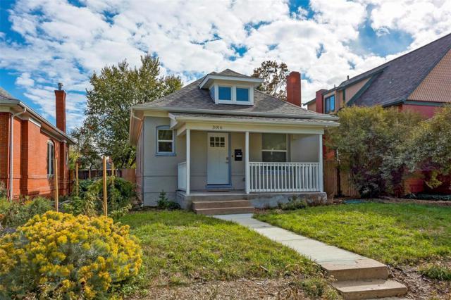 3016 N Race Street, Denver, CO 80205 (MLS #4146875) :: Kittle Real Estate