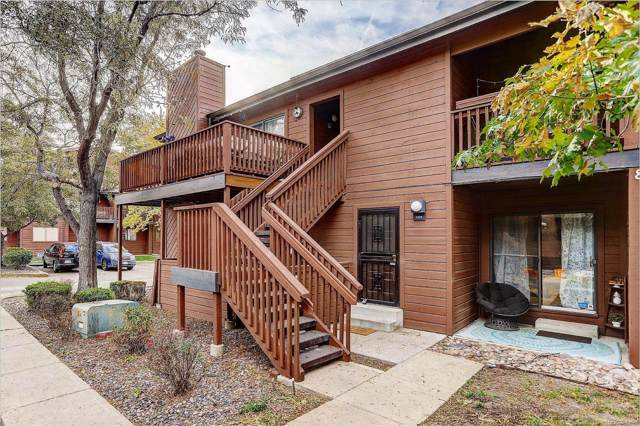540 S Forest Street 8-101, Denver, CO 80246 (#4146907) :: Real Estate Professionals