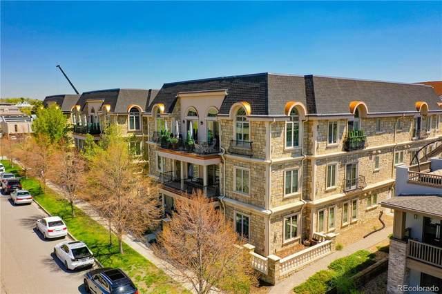 150 S Madison Street #210, Denver, CO 80209 (#4147179) :: Mile High Luxury Real Estate