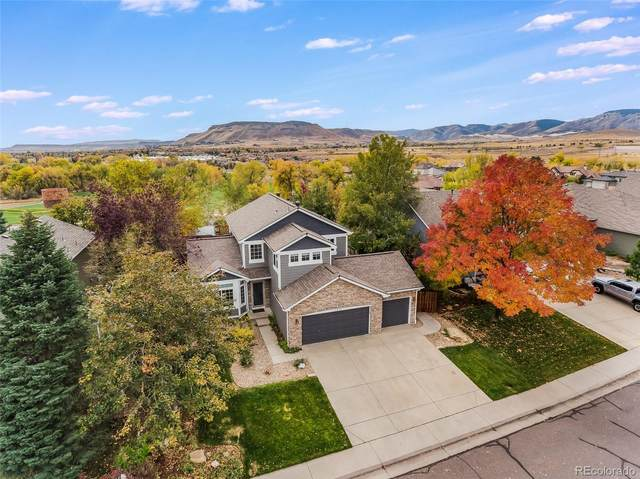 17320 W 70th Avenue, Arvada, CO 80007 (#4147835) :: Mile High Luxury Real Estate