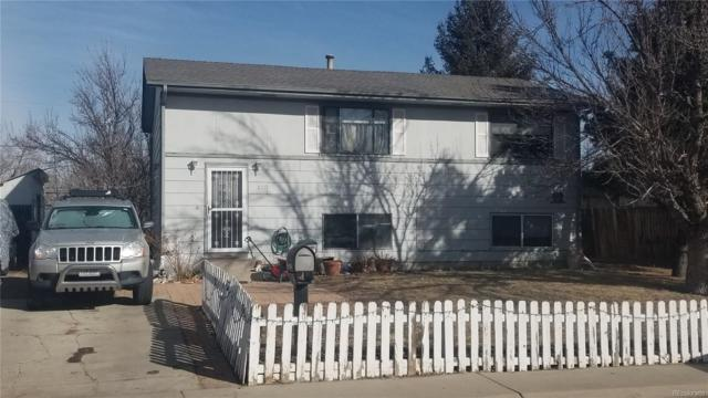 2271 E 83rd Place, Thornton, CO 80229 (#4148706) :: The Peak Properties Group