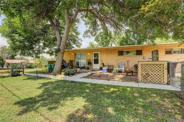 530 Harlan Street, Lakewood, CO 80226 (#4148808) :: Finch & Gable Real Estate Co.