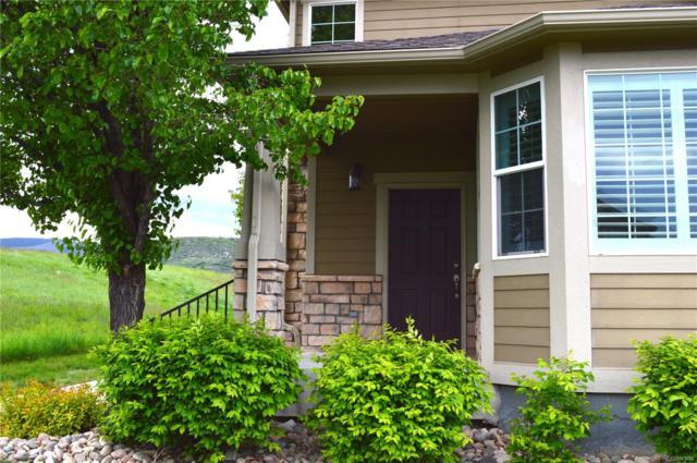12798 W Burgundy Place, Littleton, CO 80127 (#4148938) :: The HomeSmiths Team - Keller Williams