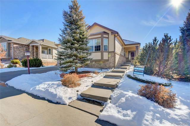 22840 E Heritage Parkway, Aurora, CO 80016 (#4149283) :: The HomeSmiths Team - Keller Williams
