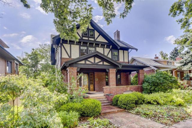 970 11th Street, Boulder, CO 80302 (#4149410) :: Wisdom Real Estate
