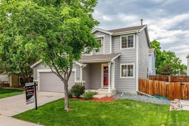4131 W Kenyon Avenue, Denver, CO 80236 (#4149784) :: The Griffith Home Team