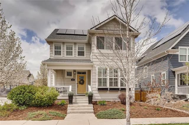 3223 Ulster Street, Denver, CO 80238 (MLS #4150136) :: 8z Real Estate