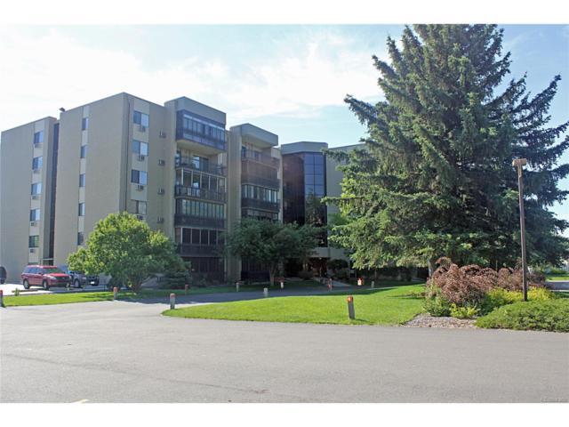 14152 E Linvale Place #306, Aurora, CO 80014 (MLS #4150261) :: 8z Real Estate