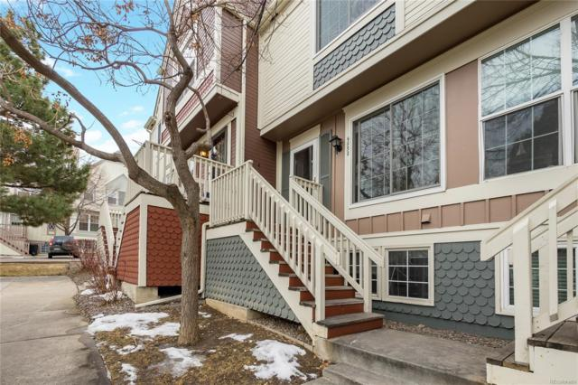 9958 W Cornell Place, Lakewood, CO 80227 (#4150413) :: The City and Mountains Group