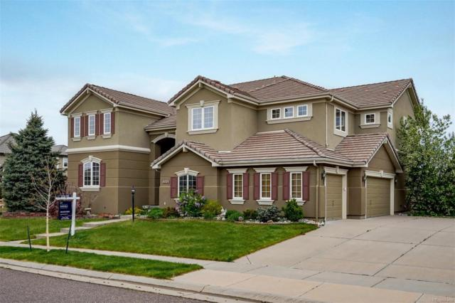 15723 E Orchard Place, Centennial, CO 80016 (MLS #4150986) :: Kittle Real Estate