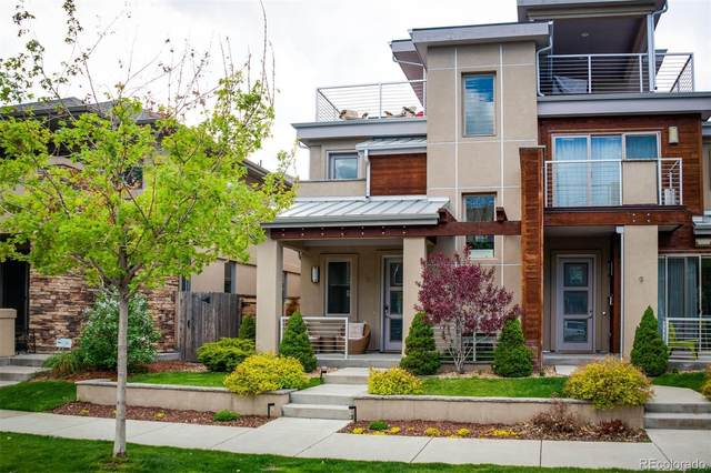 11 S Monroe Street, Denver, CO 80209 (#4151241) :: My Home Team
