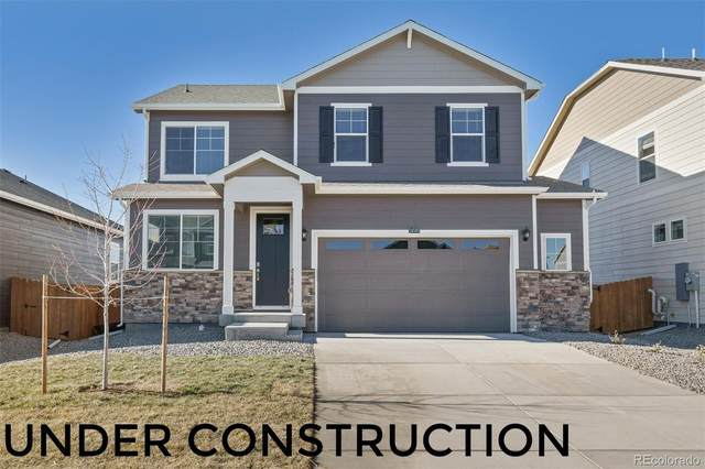 14595 Longhorn Drive, Mead, CO 80542 (MLS #4151369) :: Kittle Real Estate
