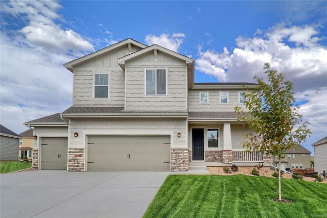 5609 En Joie Place, Elizabeth, CO 80107 (#4152284) :: Compass Colorado Realty