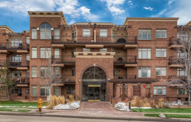 2700 E Cherry Creek South Drive #220, Denver, CO 80209 (#4152328) :: Bring Home Denver