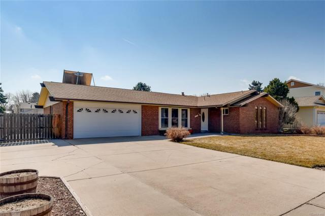 6342 W Fremont Drive, Littleton, CO 80128 (#4152788) :: The DeGrood Team