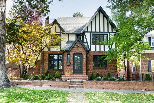 536 N Williams Street, Denver, CO 80218 (#4152810) :: Real Estate Professionals