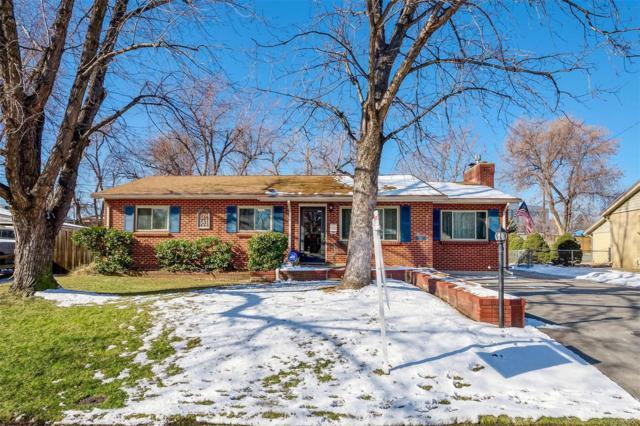 5986 Brooks Drive, Arvada, CO 80004 (#4152957) :: The Peak Properties Group