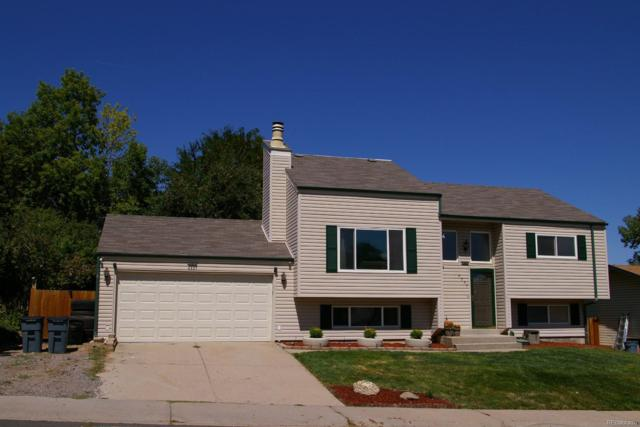 6537 S Dahlia Circle, Centennial, CO 80121 (#4153315) :: The Peak Properties Group
