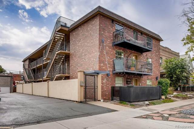 529 Washington Street #205, Denver, CO 80203 (#4153581) :: The DeGrood Team