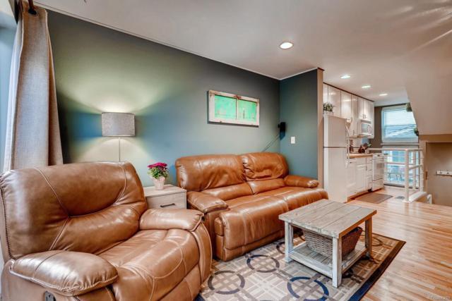 1300 Garfield Street #7, Denver, CO 80206 (#4153700) :: Wisdom Real Estate