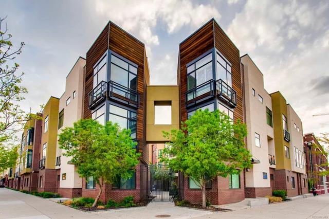 2345 Walnut Street #16, Denver, CO 80205 (#4153719) :: The Griffith Home Team