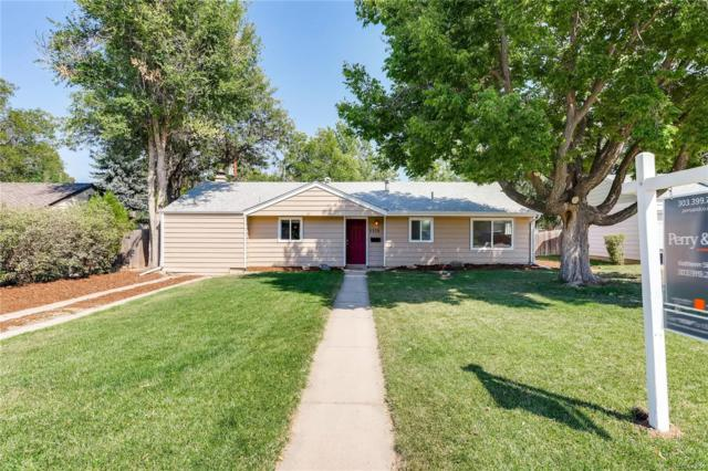 3278 S Forest Street, Denver, CO 80222 (#4153925) :: The City and Mountains Group