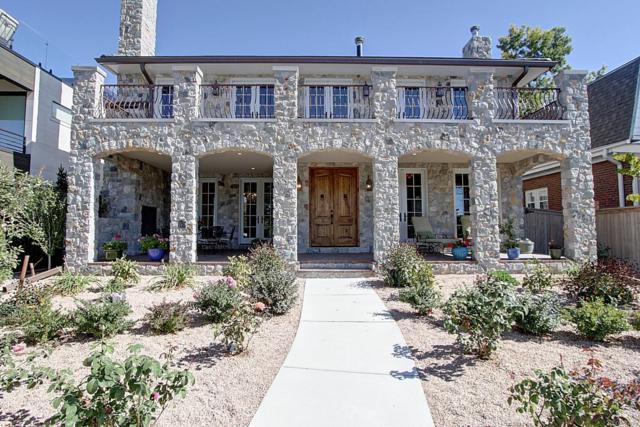 610 S Franklin Street, Denver, CO 80209 (#4154239) :: Real Estate Professionals