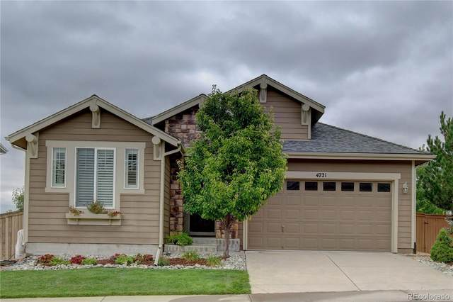 4721 Bluegate Drive, Highlands Ranch, CO 80130 (#4154277) :: The Brokerage Group
