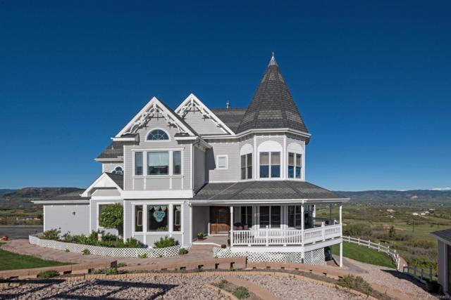 1391 Twin Oaks Lane, Castle Rock, CO 80109 (#4154294) :: Compass Colorado Realty