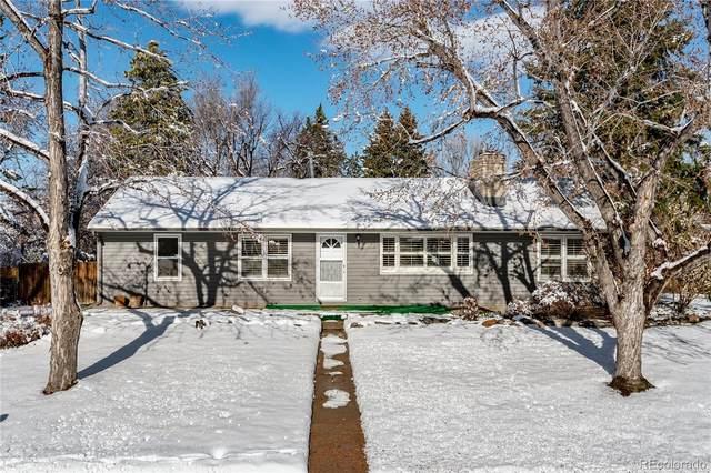 1395 Lee Street, Lakewood, CO 80215 (MLS #4154645) :: 8z Real Estate