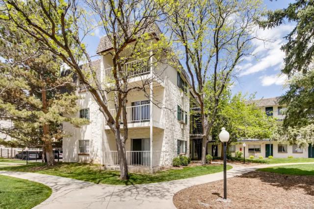 2225 S Jasmine Street #317, Denver, CO 80222 (MLS #4155611) :: 8z Real Estate
