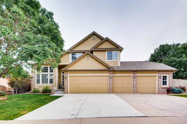 11874 W Belmont Drive, Littleton, CO 80127 (MLS #4155636) :: 8z Real Estate