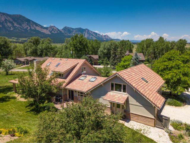 4766 Eldorado Springs Drive, Boulder, CO 80303 (MLS #4155665) :: 8z Real Estate